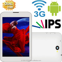 6 inch Android Tablet PC with 3G, IPS, Dual Core, 4GB + 512MB, Dual Camera,(Front + Back), GPS, Bluetooth, FM, Slim Design, P103