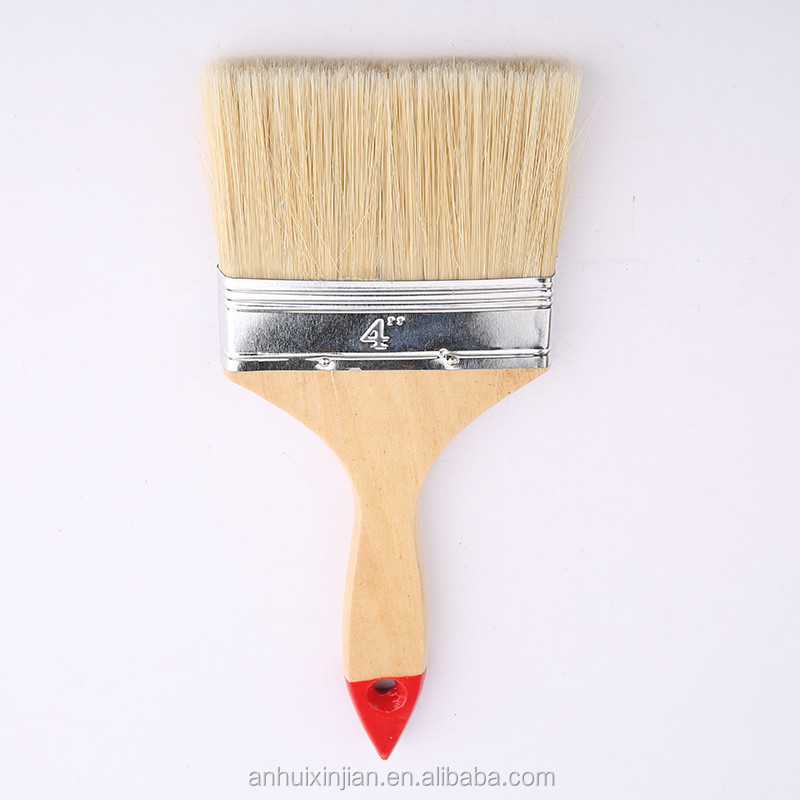 hot sale cheap plastic handle paint <strong>brush</strong> 635#