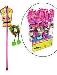GIGGLING CAT TOY DANGLER (W1050)