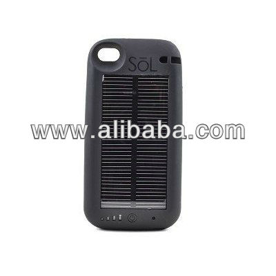 SoL Hybrid Power Pack for iphone 4, 4s and ipod Touch Extends Battery Life 300%