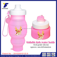 Best Selling Products In America Kids Sports Collapsible Water Bottle