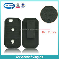 Shell holster case for motorola nextel i867 with kickstand