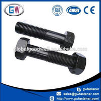 High Strength 12.9 grade bolt , 12.9 bolt, bolt 12.9 grade
