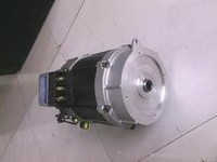 high torque 3kw 48v electric golf cart dc motor