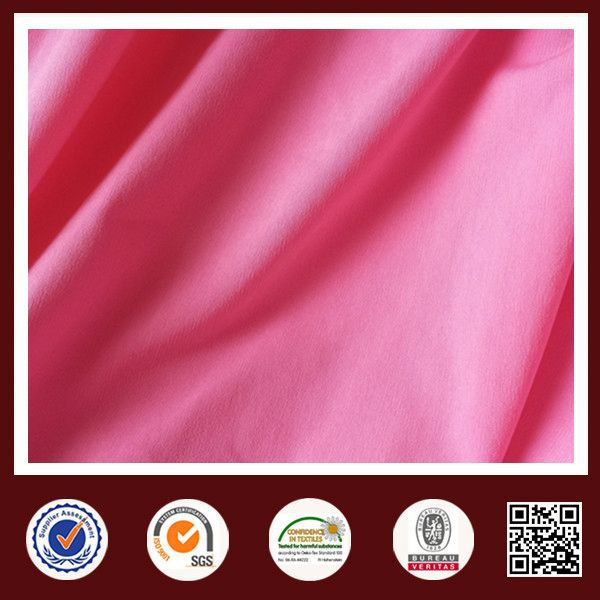 Feimei 95%poly 5%span ITY single jersey ITY jersey fabric
