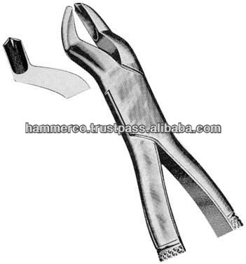 Fig.53 L Upper Molars Left Side Dental Tooth Extracting Forceps