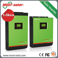 must Power solar powered air conditioner 3kw Solar Hybrid On/Off Grid Inverter