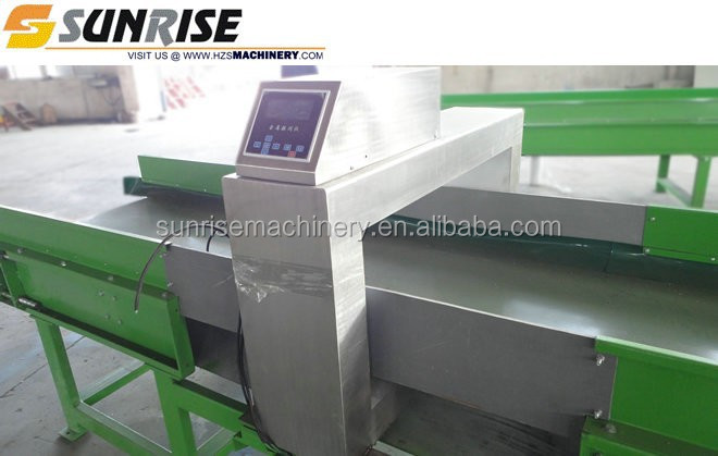 Automatic Waste Sorting Conveyor For Recycle Line
