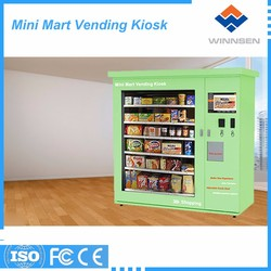 Health products and medicines mini mart vending kiosk