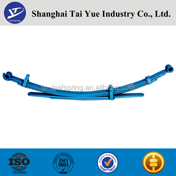 Hot sale popular TRA Series American Trailer Leaf Spring Shan Dong Factory