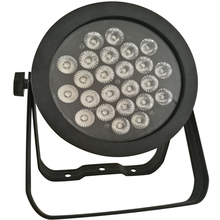 Factory supply 24x18w rgbwa uv led zoom stage indoor light