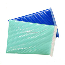 6 x 10 Metallic Bubble Mailer/Wholesale green bubble mailer
