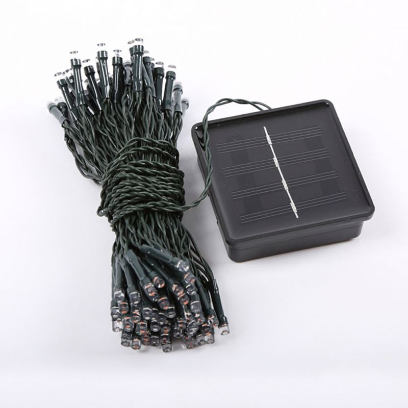 2016 Wedding Party Festival Christmas Decoration Solar Powered LED String Lights