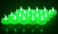 2016 export new led candle green