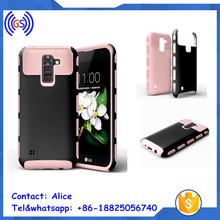 Hot Selling Rose Gold TPU Plastic Cell Phone Case For Samsung Galaxy s4 Hard Case
