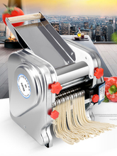 Sales promotion commercial electric noodle making machine