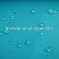 190T polyester PU coated fabric