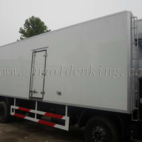 Meat Transport Refrigerated Truck Body