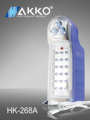 rechargeable elegent emergency lamp for home use