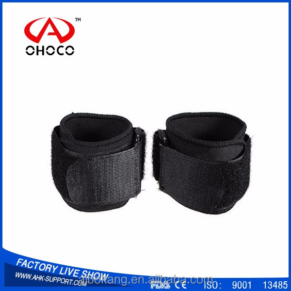 2017 ohoco best Adjustable Wrist Wraps Neoprene bowling wrist support Wristband