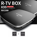Kodi rk3399 3gb 4gb ram 16gb 32gb 64gb rom android 6.0 tv box, stb tvbox