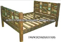 RECYCLE WOOD BED