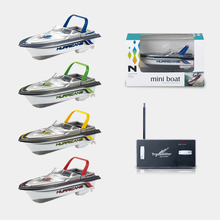 Hot Sale 13CM Mini Wireless Remote Control Boat Toys for Sale