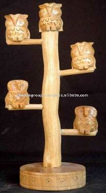 wooden carvings/hand carved
