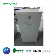 Handpack high capacity 48V400Ah LiFePO4 solar energy storage battery pack factory direct