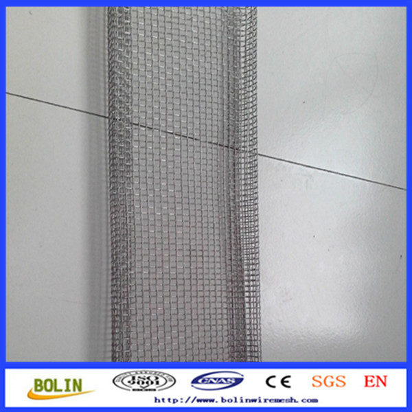 Fireplace Screen Material Fecral Woven Wire Mesh Metal Net
