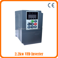 MINI VFD AC Frequency Inverter 2.2KW