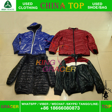New products 2018 import used clothes in kg,germany style used clothing from china