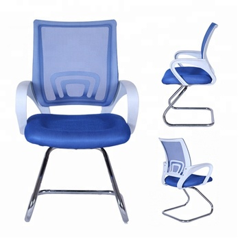 Canton fair office mesh conference chair, office visitor chair for meeting room