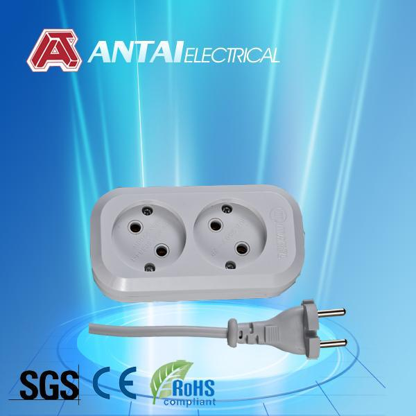 tabletop group socket,power strip extension lead
