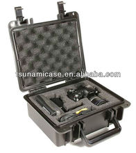 Factory out!! Professional durable outdoor case,equipment case, plastic professional waterproof nikon case