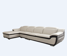 Modern leather sofa set <strong>furniture</strong> wooden leg frame, modern living room sofa set for home <strong>furnitures</strong>
