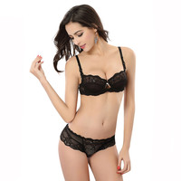 C89235A sexy bra and panty new design sexy fancy bra panty set
