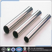 Factory Price Thick Wall EFW ERW 304 304L 316 316L ASTM AISI Welded Stainless Steel Pipe / SS Tube