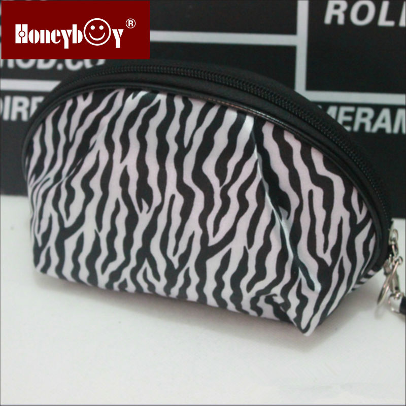 2014 Newest customized women necessary cosmetic bag