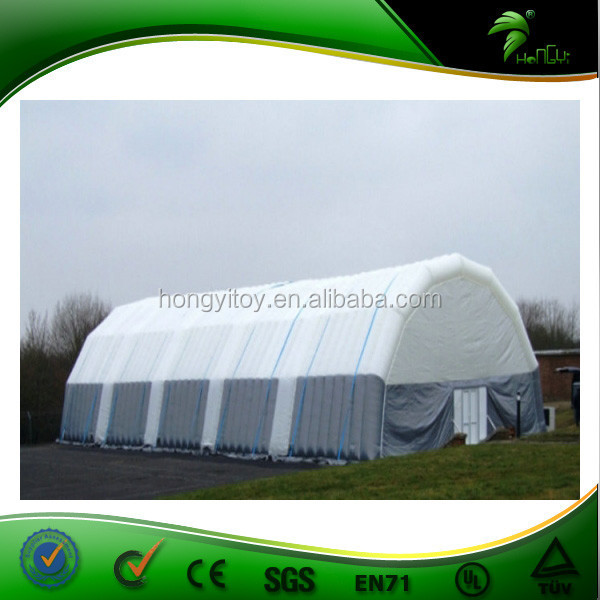 Entertainment Giant Inflatable Tennis Bubble Tent /Tennis Court Covering /Inflatable Event Bubble Tent