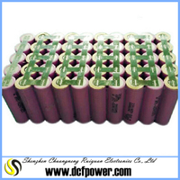 Custom 12V 20Ah for electronic bicycle Electric Golf Trolley Lithium Battery Pack
