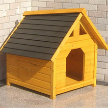 Popular custom wood dog house