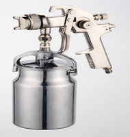 High Quality Painting HVLP Spray Gun Enviroment-friendly AB-17S