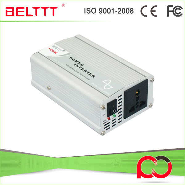 High quality Pure Sine Wave Solar Power Inverter can be used for Battery Charge and GPS Satellite Navigation