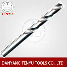 HSS M35 cobalt drill bits for aluminium