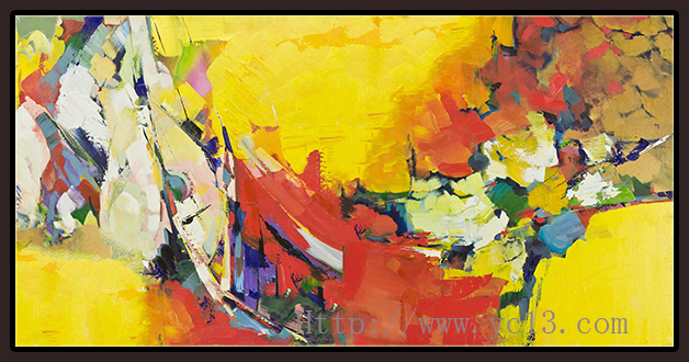 guangzhou factory directly wholesale wall art no diy modern hand painted no 3d abstract canvas oil painting