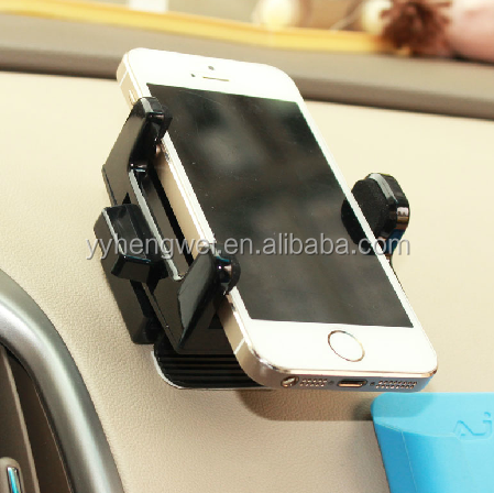 2014 new design 360 degree rotation air vent universal car wholesale cell phone case
