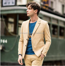 2016 new arrival spring selling men business suit fashion formal suits