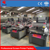 import electric parts Mass produce portable screen printing machine