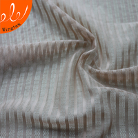 Polyester Mesh Sports Jersey Fabric